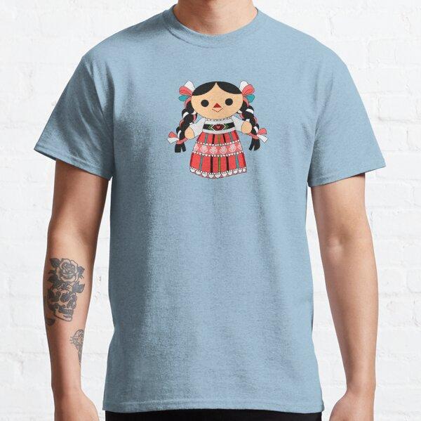 Maria 4 (muñeca mexicana) Camiseta clásica