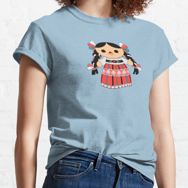 Maria 4 (Mexican Doll) Classic T-Shirt