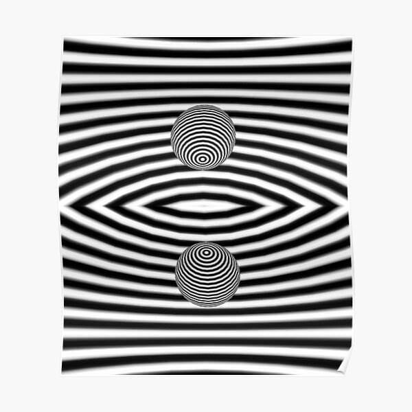Psychedelic art, Art movement Poster