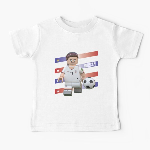 Alex Morgan #13 Baby T-Shirt