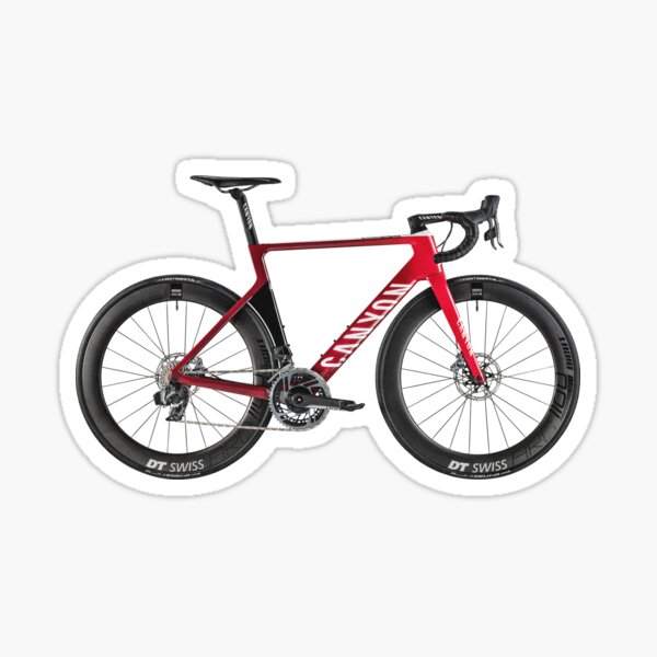 Canyon AEROAD (jeu de couleurs Team KATUSHA) Sticker