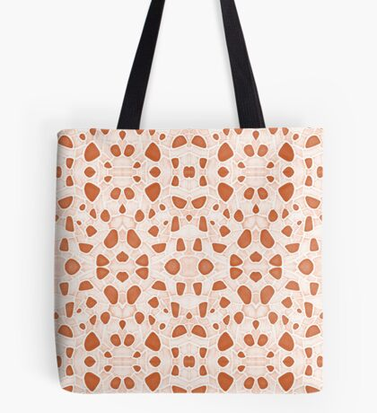 Moroccan Clay Zellige #redbubble #pattern Tote Bag