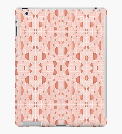 Kaleidoscopic Cretto #redbubble #pattern iPad Case/Skin