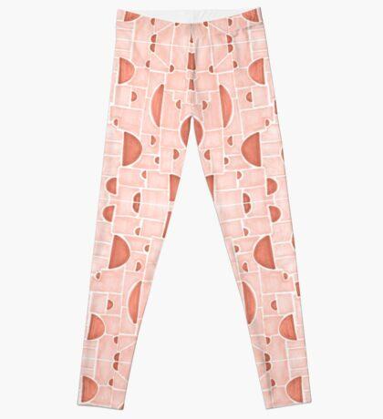 Kaleidoscopic Cretto #redbubble #pattern Leggings