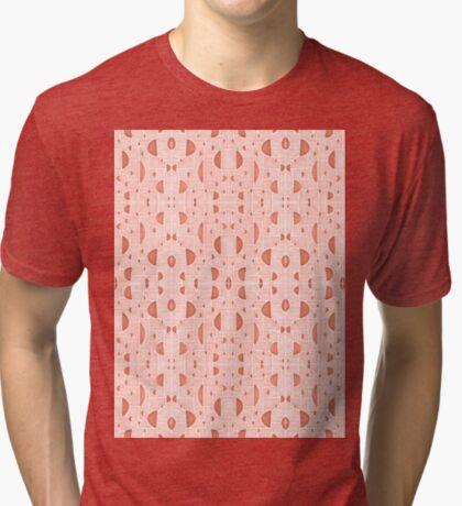 Kaleidoscopic Cretto #redbubble #pattern Tri-blend T-Shirt