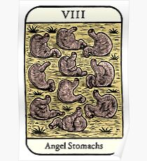 Angel Stomachs Poster