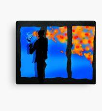Autumn Inside Canvas Print