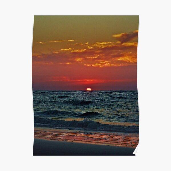 Summer Sunrise Poster