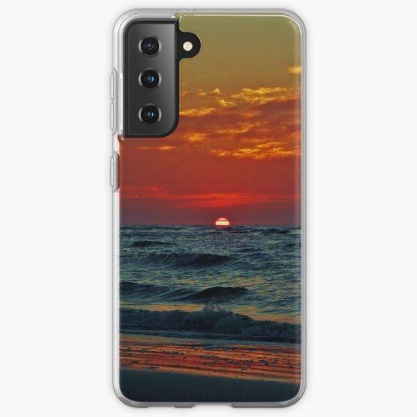 Summer Sunrise Samsung Galaxy Soft Case
