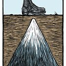The Hidden Mountain by Ellis Nadler