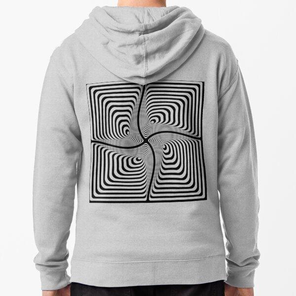 Psychedelic art, Art movement Zipped Hoodie