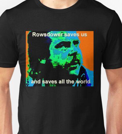 Rowsdower Saves Us T-Shirt
