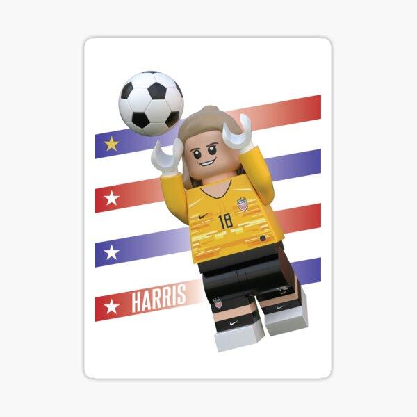 Ashlyn Harris #18 Sticker