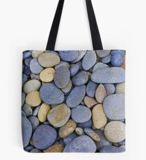 Blue Stones Tote Bag