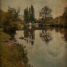 Along the Eure river, France by Jean-Pierre Ducondi