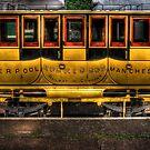 Liverpool/Manchester Times Railway Coach by Yhun Suarez
