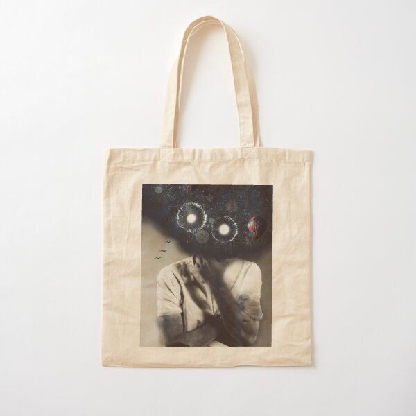 A Thinking Being Cotton Tote Bag
