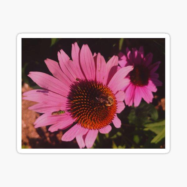 Alive Flower By Yannis Lobaina  Sticker