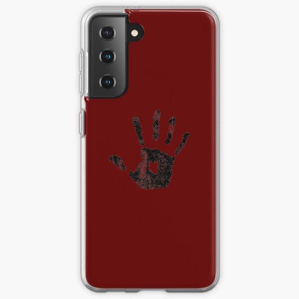 Dark Brotherhood Logo · Distressed Samsung Galaxy Soft Case