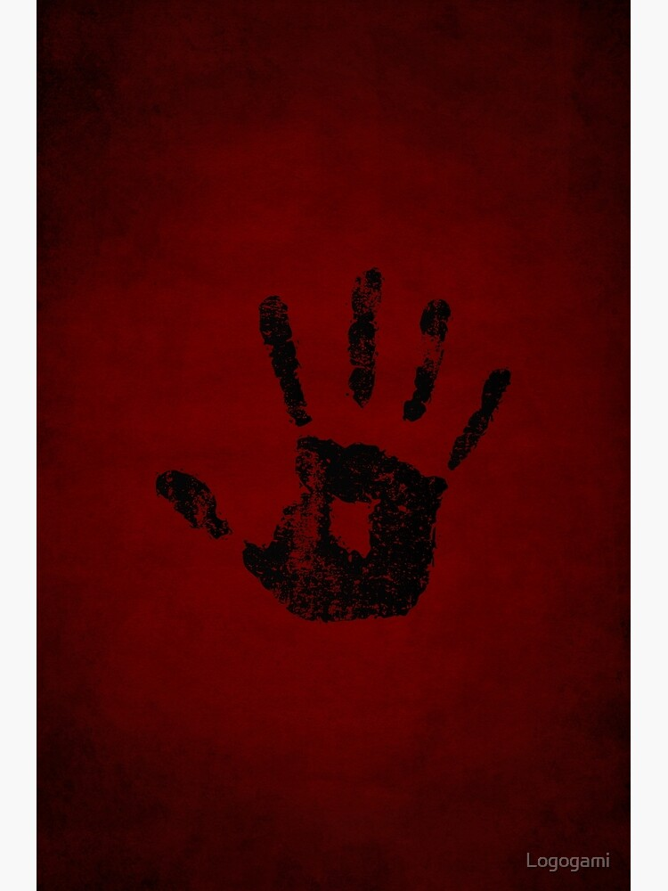 Dark Brotherhood Logo · Distressed by Logogami