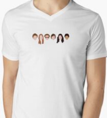 The Gang (That '70s Show) V-Neck T-Shirt