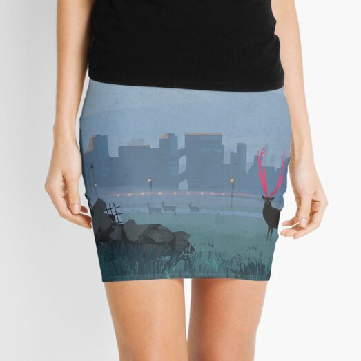 New Day Mini Skirt
