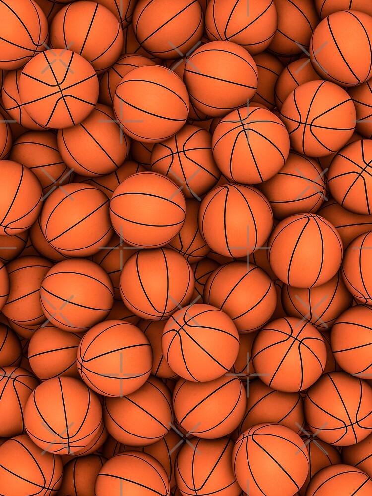 Basketballs by GrandeDuc