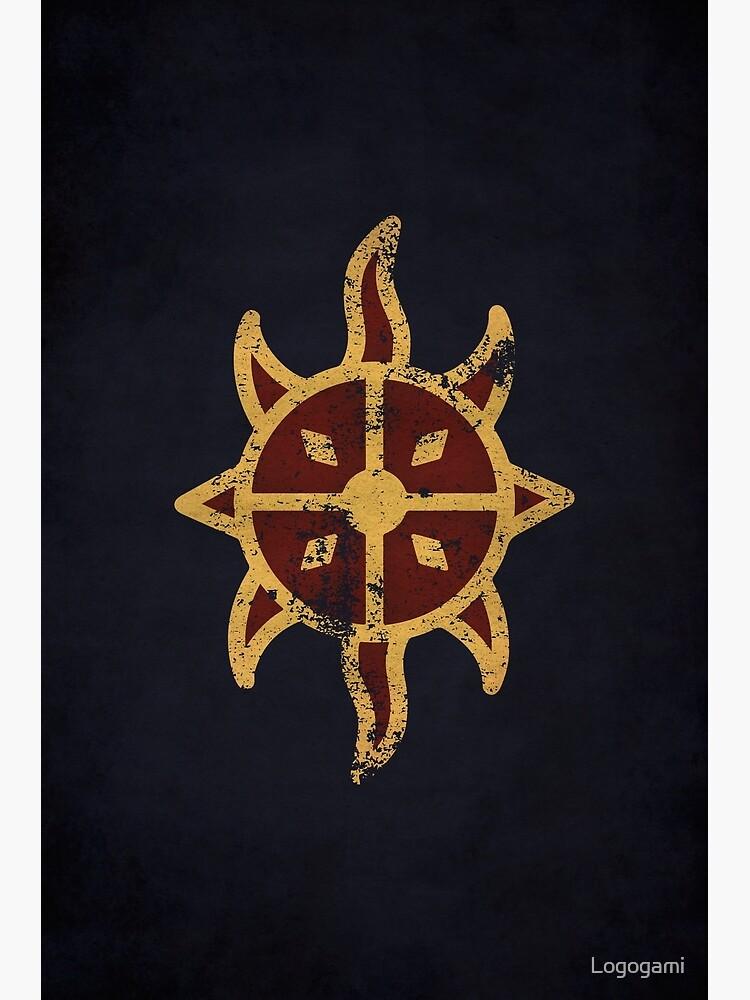 Dawnguard Logo · Distressed by Logogami