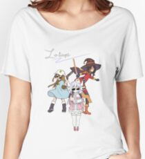 Lolicop Trio Relaxed Fit T-Shirt