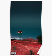 Travis Scott Posters Redbubble