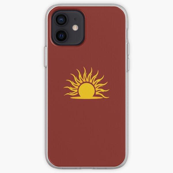 Mythic Dawn Logo iPhone Soft Case