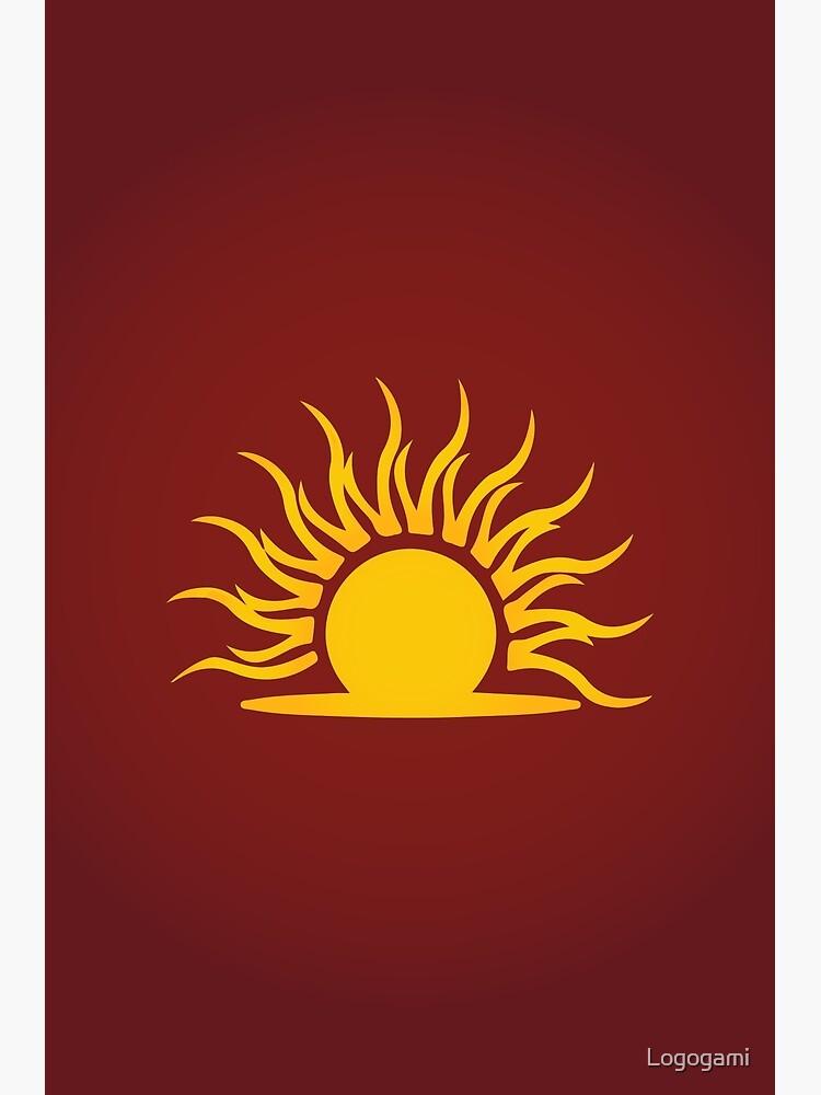 Mythic Dawn Logo by Logogami