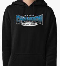 Pokemon Champion_Blue_DarkBG Pullover Hoodie