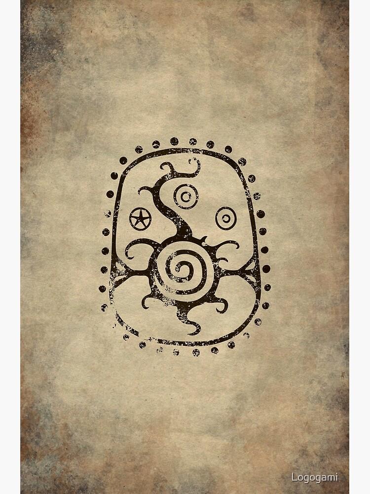 House Telvanni Logo · Distressed by Logogami