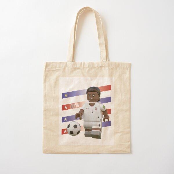 Crystal Dunn #19 Cotton Tote Bag