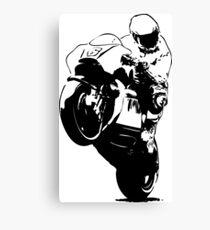 Moto-GP Superbike Racing Canvas Print
