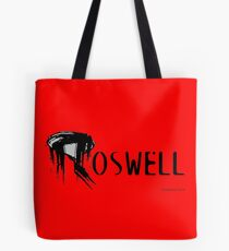 Roswell Abstract Tote Bag