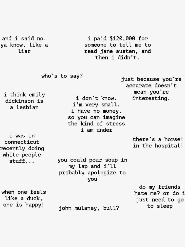 John Mulaney Quotes 2 by cpickoski