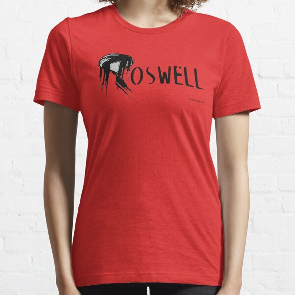 Roswell Abstract Essential T-Shirt