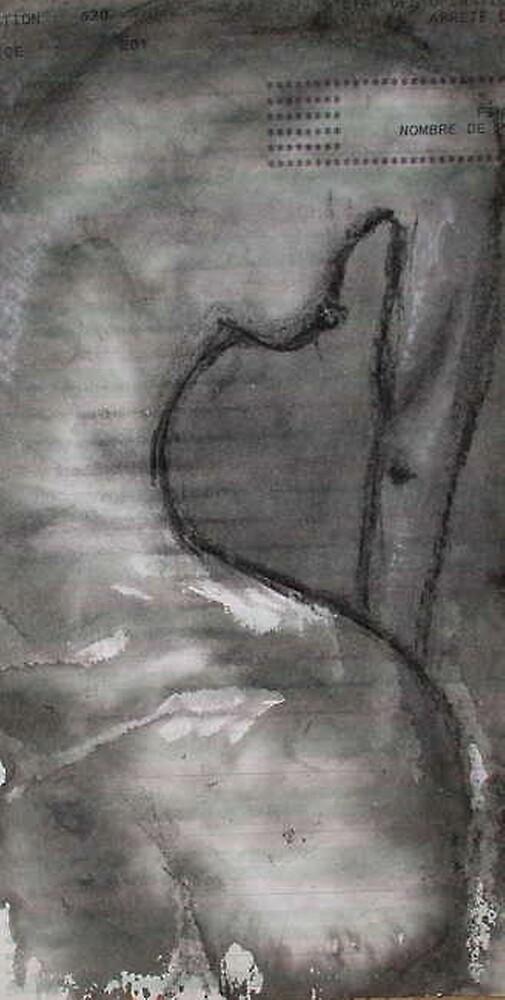 Nude, Bernard Lacoque-10 by ArtLacoque