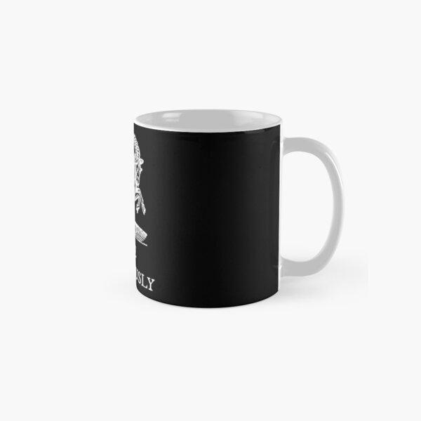 Live Deliciously Classic Mug