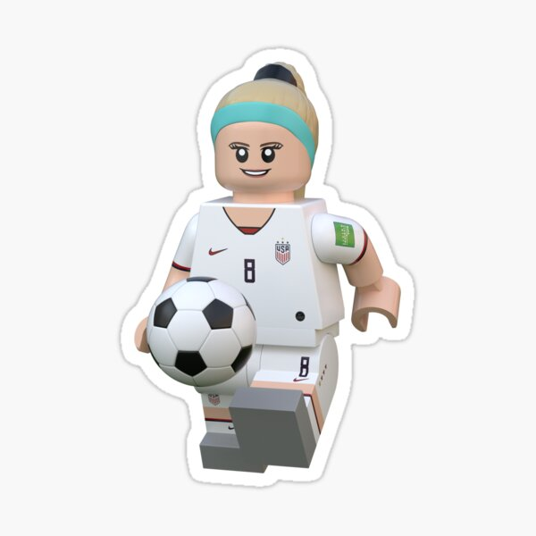 Julie Ertz #8 Sticker