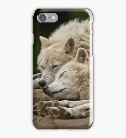 Arctic Wolves iPhone Case/Skin