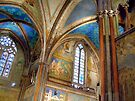 St. Francis Basilica Ceiling by Blake Steele