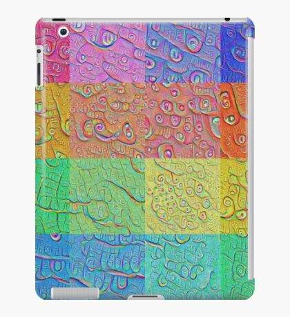 Deep Dreaming of a Color World iPad Case/Skin