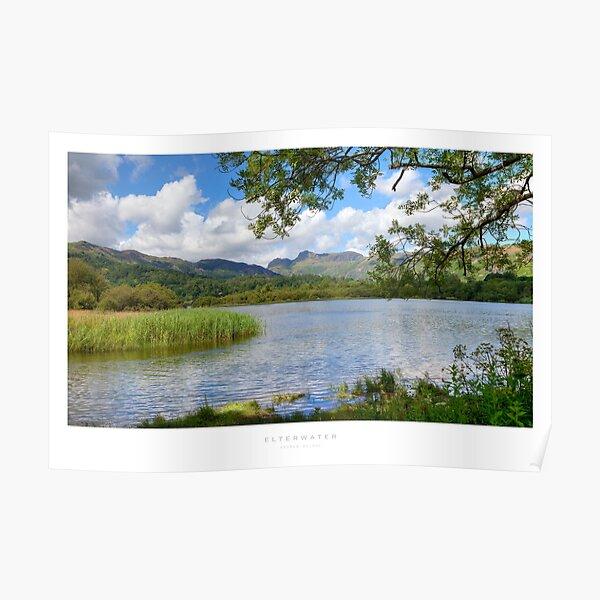 Elterwater, Cumbria Poster