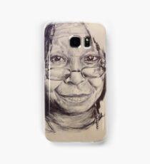 WHOOPI GOLDBERG PORTRAIT Samsung Galaxy Case/Skin