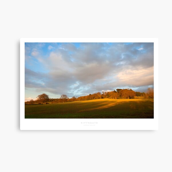 Kiftsgate, Gloucestershire Canvas Print