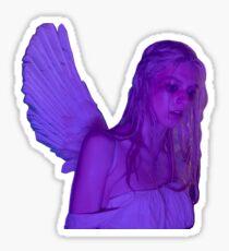 jules sad angel Sticker