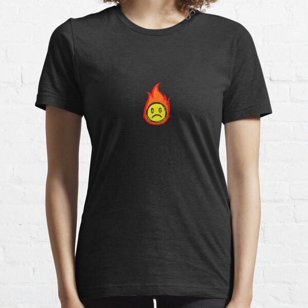 Conan Gray Sad Face T-shirt essentiel